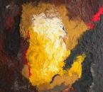 Ewig, lumière pour Hélène - Acrylique et sable sur toile - 100x81 - 1992.jpg