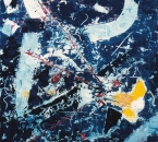 Le mystère de l'instant - Hommage à Henry Dutilleux - Huile sur toile - 1991.jpg