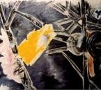 SOLEIL NOIR - ACRYLIQUE ET HUILE SUR TOILE - 195x155 - 1992.JPG