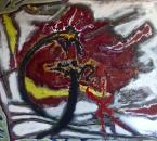 Sans Titre - Acrylique et sable sur toile - 100x81 - 1993.jpg