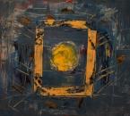Sans titre - Acrylique et collage sur toile - 100x81 - 1995.jpg