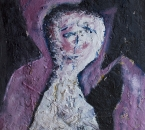 Sans titre - Acrylique et sable sur toile - 100x81 - 1991.jpg