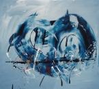 Sans titre - Acrylique sur toile - 65x54 - 1992 - Collection particulière.jpg