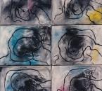 Sans titre - Huile sur toile - 35x27 (x6) - 1994.jpg