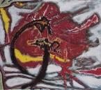 Sans titre - Technique mixte sur toile - 100x81 - 1993.jpg