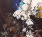 Sans titre - Technique mixte sur toile - 75x54 - 1992 - Collection particulière.jpg