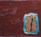 Sans titre - Technique mixte sur toile - 92x65 - 1994-95.jpg