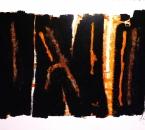 OPACITE TRANSPARENCE II - Acrylique Et Pigments Sur Toile - 195x130  2002.jpg