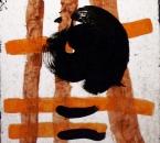 PEINTURE N°13 - TECHNIQUE MIXTE SUR TOILE - 73X54 -- 2003.jpg