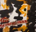 Peinture N°11 - Technique mixte sur toile - 92X73 - 2003.jpg