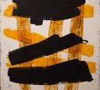 Peinture N°8 - Technique mixte sur toile - 100X81 - 2003.jpg
