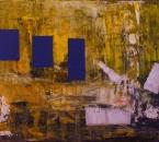SANS TITRE - Acrylique Et Collage Sur Toile - 130x97 - 2001.jpg