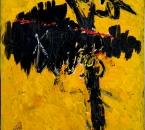 PEINTURE N°21 - SANS TITRE - Huile sur toile - 55x46 - 2008.jpg