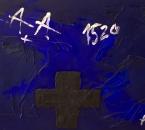 Peinture N°34 - Technique mixte sur panneau bois - 195x130 - 2009.jpg