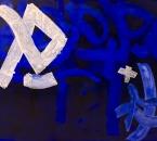 Peinture N°36 - Acrylique et pigment sur panneau bois - 162x130 - 2009.jpg
