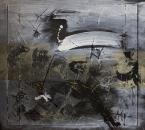 Peinture No 29 - Acrylique et collage sur carton et panneau bois - 91,5x78,5 - 2009.jpg