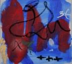 peinture-no-61-acrylique-pigments-et-huile-sur-toile-30x30-2012