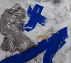 Peinture No 89 - Technique mixte sur toile - 75x100 - 2013.JPG