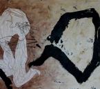 peinture-no-93-technique-mixte-sur-toile-200x135-2013