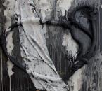 Peinture No 142 (Black side) - Technique mixte sur toile - 120x120 - 2017.jpg