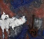 Peinture No 148 - Technique mixte sur toile - 110x80 - 2017.jpg