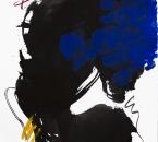 Leçons de Ténèbres pour le Jeudi Saint - Deuxième leçon - Encre, acrylique et crayon sur papier - 48x36 - 05-2020.jpg