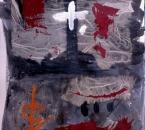 SANS TITRE - ACRYLIQUE ET COLLAGE SUR PAPIER CHIFFON  37- 76x56 - 2009.jpg