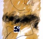 SANS TITRE - LAVIS, COLLAGE ET FUSAIN SUR PAPIER CHIFFON 44 - 76x56 - 2009.jpg