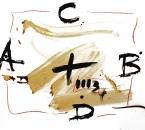 Sans Titre -  Acrylique, Encre et Crayon Sur Papier 71 - 50x65 - 5-2011.jpg