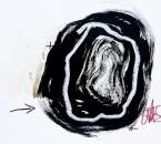 Sans Titre - Encre, Acrylique, Huile et Crayon sur Papier 23 - 41x33 - 10-2010.jpg