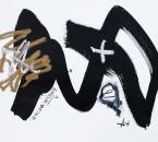 Sans Titre - Encre, Huile et Crayon sur Papier 20 - 41x33 - 10-2010.jpg