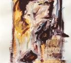Sans titre 1 - Gouache et crayon de couleurs - D'après  Solitudes d'André Soum poète -1986.jpg