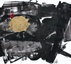 Sans titre - Pigment et huile sur papier 135 - 50x70 - 2014.JPG