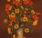 Bouquet - Huile sur toile - 65x50 - 1984.jpg