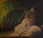 Le songe - Huile sur toile - 92x73 - Date inconnue.jpg