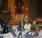Table de fête - Huile sur toile - 116x81 - 1982.jpg