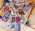 Bouquet - Huile sur toile - 1987 - Collection particulière.jpg