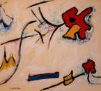 Composition - Huile et acrylique sur toile - 92x73 - 1989.jpg
