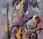 Composition - Huile sur toile - 55x46 - 1989 - Collection particulière.jpg