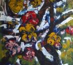 Les fleurs de la nuit - Acrylique sur toile - 65x81 - 1989.jpg