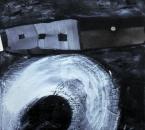 SANS TITRE - ACRYLIQUE ET COLLAGE SUR TOILE - 55x46 - 1997.jpg