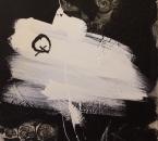 Sans titre - Acrylique, collage et fusain sur toile - 81x65 - 1997.jpg