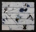 Sans titre - Acrylique et collage sur carton contrecollé sur panneau bois - 92x82 - 1998.jpg