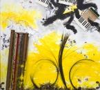 Peinture No 156 - Requiem pour un piano - Technique mixte sur panneau bois - 243x181 cm - 04-2018.jpg