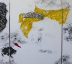 Peinture No 161 - Tryptique - Technique mixte sur toile - 219x92 - 2019.jpg