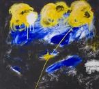 Peinture No 173 - Acrylique et pigments sur toile - 80x80 - 2019.jpg