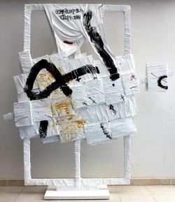 Presence VI - Face 1 - 180x194 - 7-2011